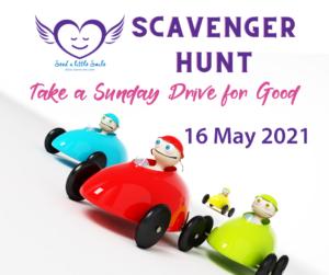 Send a Little Smile Scavenger Hunt 2021